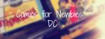 Comics for Newbies DC FI