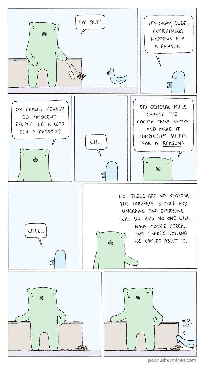 Image Source: Poorly Drawn Lines